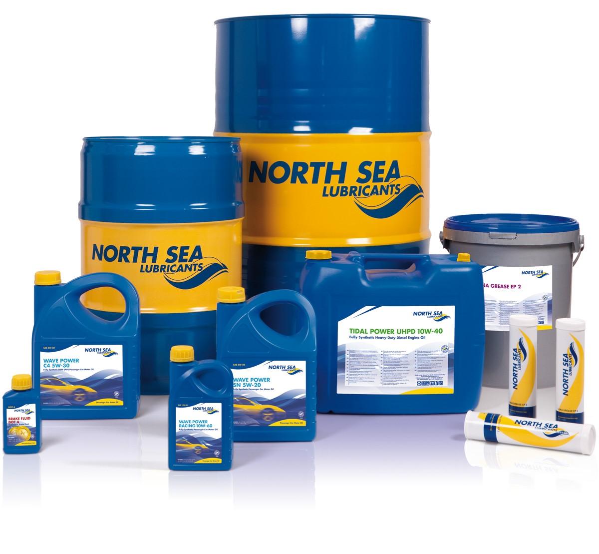 home north sea lubricants