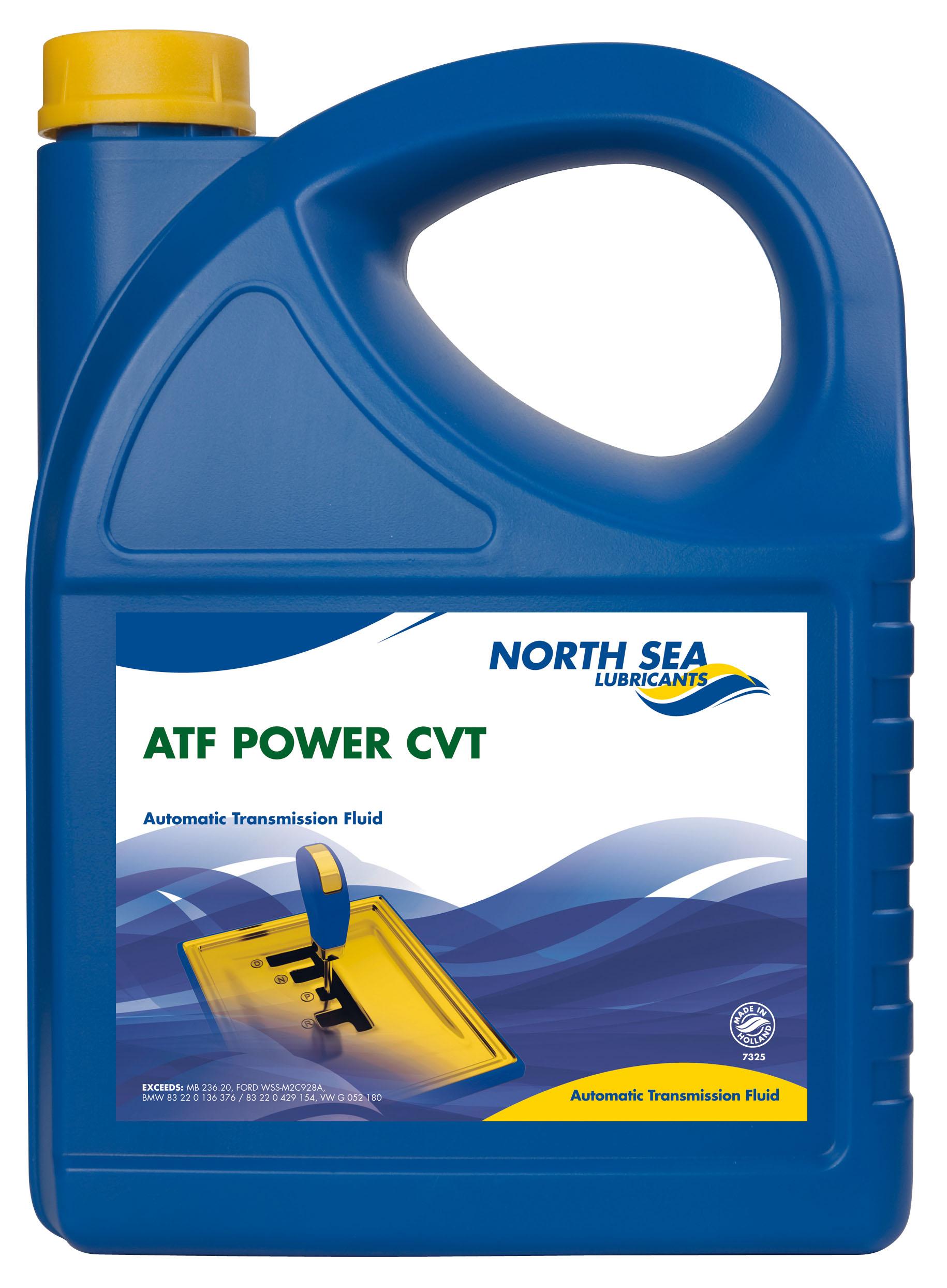 ATF POWER CVT | North Sea Lubricants
